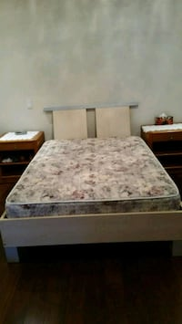 Double bed with mattress - MUST GO! Richmond, V7C 1B2