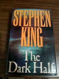 Stephen King The Dark Half St. Albert, T8N 1M4