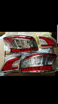 TAIL LIGHT ASSEMBLY FOR 2013-2015 NISSAN SENTRA  Falls Church, 22044