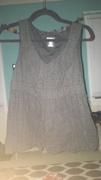 SMALL (4/6) GEORGE TANK TOP 601 mi