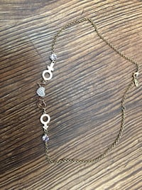 18k love necklace  Orangeville, L9W 4B8