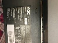 "24"" AOC 2436VW DVI 1080P Widescreen LCD Monitor (Swap)"