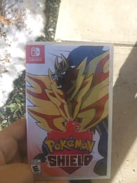 Pokemon shield factory sealed Ajax