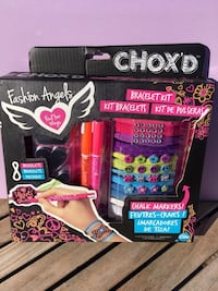 Chox'D Fashion Angles bracelet kit box Pinto