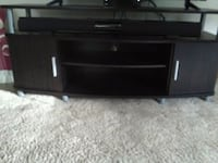 New Black and Chrome TV Cabnet Yadkinville, 27055