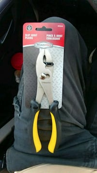 Slip joint pliers...brand new!!