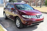 2009 NISSAN MURANO SL AWD ONLY 120k!!!! BACK UP CAMERA LEATHER SUNROOF COLD AIR GOOD TIRES CLEAN TITLE!!! DRIVES GREAT!! Philadelphia