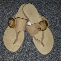 Pair of brown sandals  Hamilton
