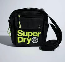 Superdry Side Pouch Bag
