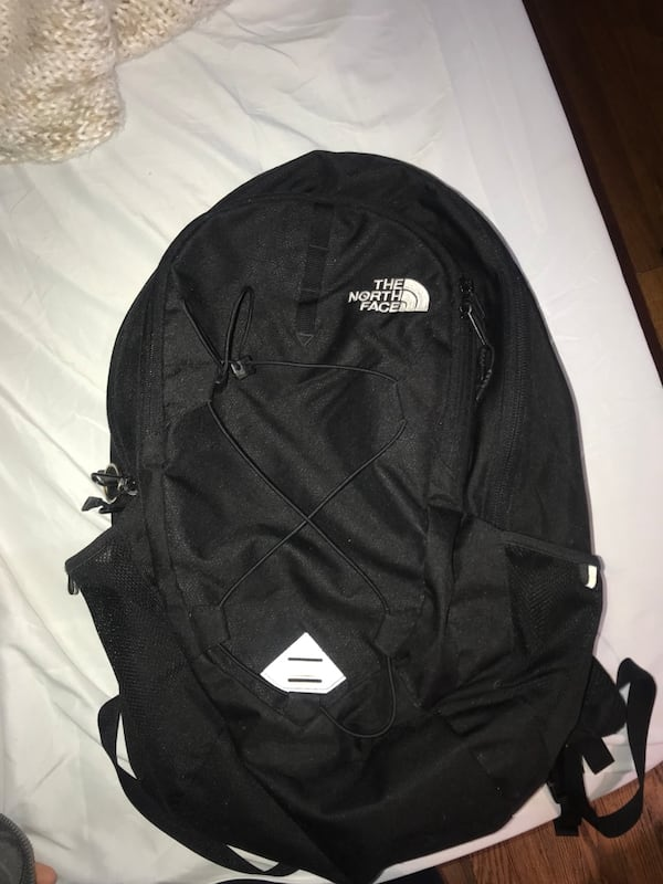 North face backpack 1