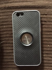 Grey moshi iPhone 6 case Port Alberni, V9Y 3P8