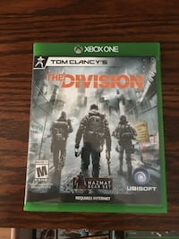 Xbox one tom clancy's the division New Miami, 45011