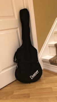 Junior Guitar with case and guitar tuner Vaughan, L4J 8W8