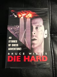 Die Hard  Widescreen Edition (Still factory sealed)