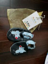 Soft sole leather toddler shoes Reno, 89506