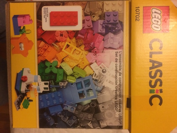 Lego Of Classic New Pcs Used 583 Model In For Sale Box 10702 4jLq3A5R