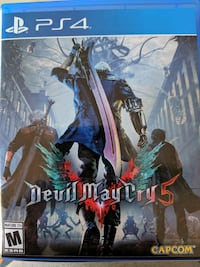 Devil May Cry 5 (PS4) Crofton, 21114