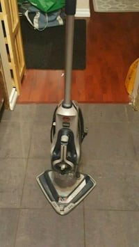 Hoover 2 in 1 floor steam mop and detachable steamer