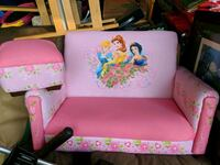 Kid Couch and Ottoman 20 mi