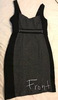 New York and Company black dress size S Raleigh, 27610