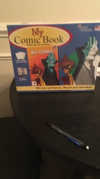 Comic book kit (NIP) Falls Church, 22043