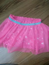 Pink and silver skirt 4t Carlsbad, 88220