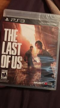 The Last of Us Sony PS3 game case Louisville, 40258