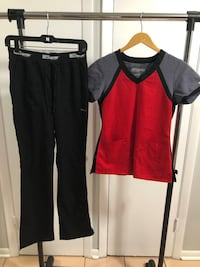 Medical Scrubs for Women - S Size