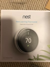 Nest thermostat installation  Silver Spring, 20903
