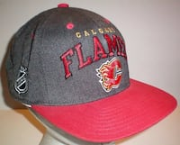 Calgary Flames NHL Reebok Adjustable Cap list on London