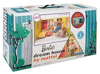 NEW Barbie Dream House 1962 Version Toronto