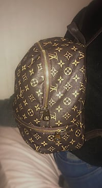 Louis Vuitton sekk Oslo, 0953