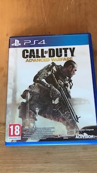 Cas de jeu sony ps4 call of duty advanced warfare