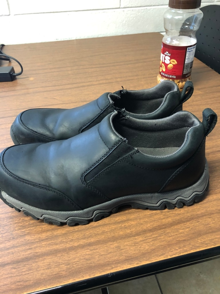 Photo Duluth trading wild boar shoes