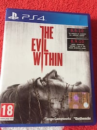 Gioco Ps4 The Evil Within Chivasso, 10034