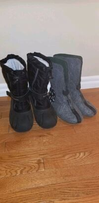 Soler winter boots size 7