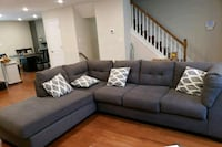 Sectional couch, 8 m old, Excellent condition West Springfield, 22152