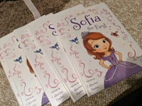 Sofia the First Books Laurel, 20723