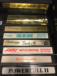 Vintage Adult VHS Tapes and Magazines Accokeek, 20607