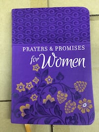 PRAYERS AND PROMISES BOOK Cleveland, 27013