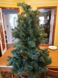 4 ft Tall Fake Christmas Tree