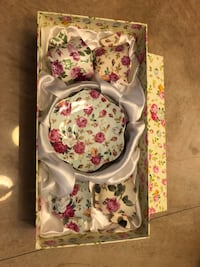 baby's white and pink floral bassinet Woodbridge, 22193