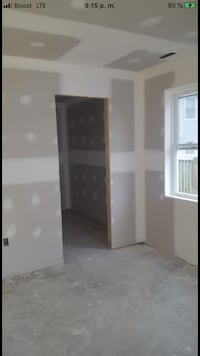Drywall and paint work Arlington