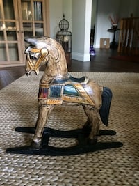 Rocking Horse Trojan Very Unique like new