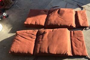 Outdoor patio cushions