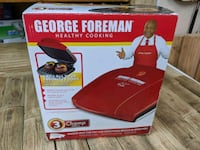 George Foreman small electric grill Bay Shore, 11706