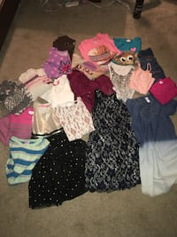 Girl's size 8/10 Justice brand clothing lot Louisville, 40242