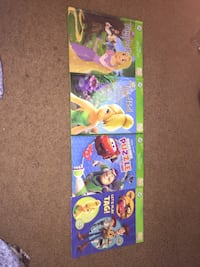 4 different leap frog read along books with reading pen Mississauga, L5N 1J2