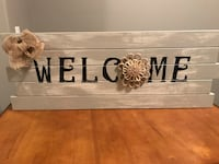 Welcome Sign Sellersburg, 47172
