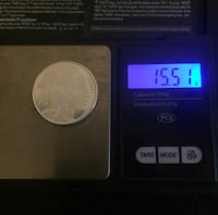 .999 pure silver coin  Los Angeles, 91605